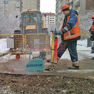РЕЗЧИК ШВОВ ТЕХКОМ Р-450C